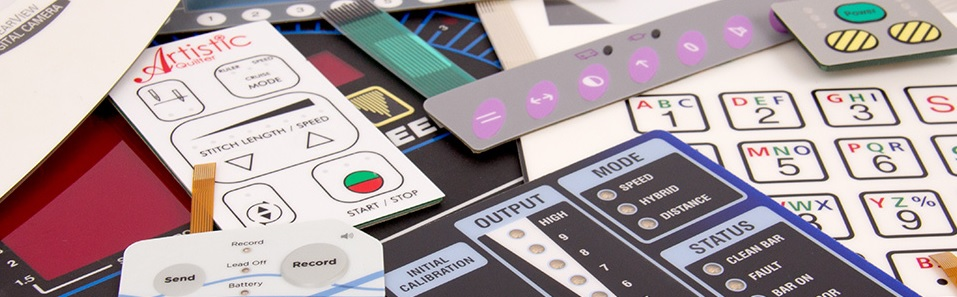 Graphic Overlays, Labels, and Nameplates Solutions for HMI