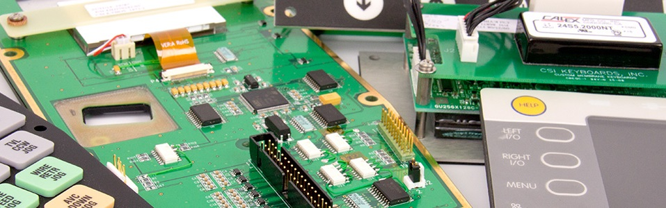 Custom PCB Assemblies and Manufacturing | CSI Keyboards