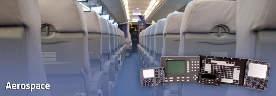 Aerospace HMI Solutions