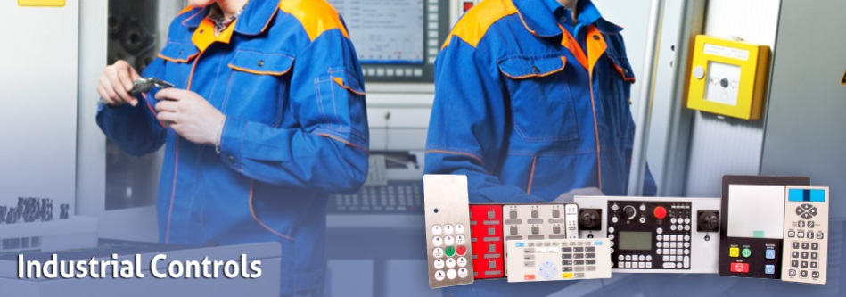 Custom Industrial Control User HMI Solutions