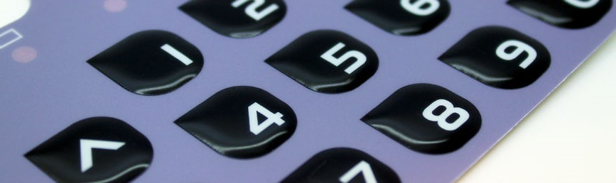 Custom Designed Membrane Switch & Keypad Manufacturer | CSI
