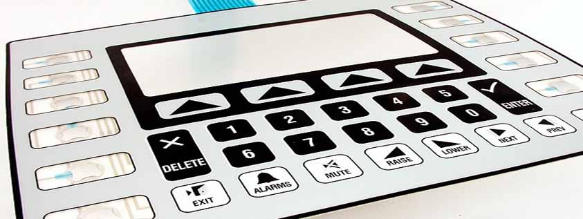 CSI Keyboards Membrane Switches