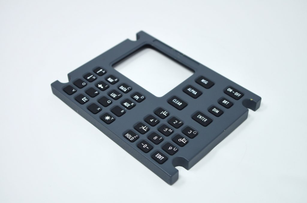 CSI Keyboards Aerospace Membrane Switch