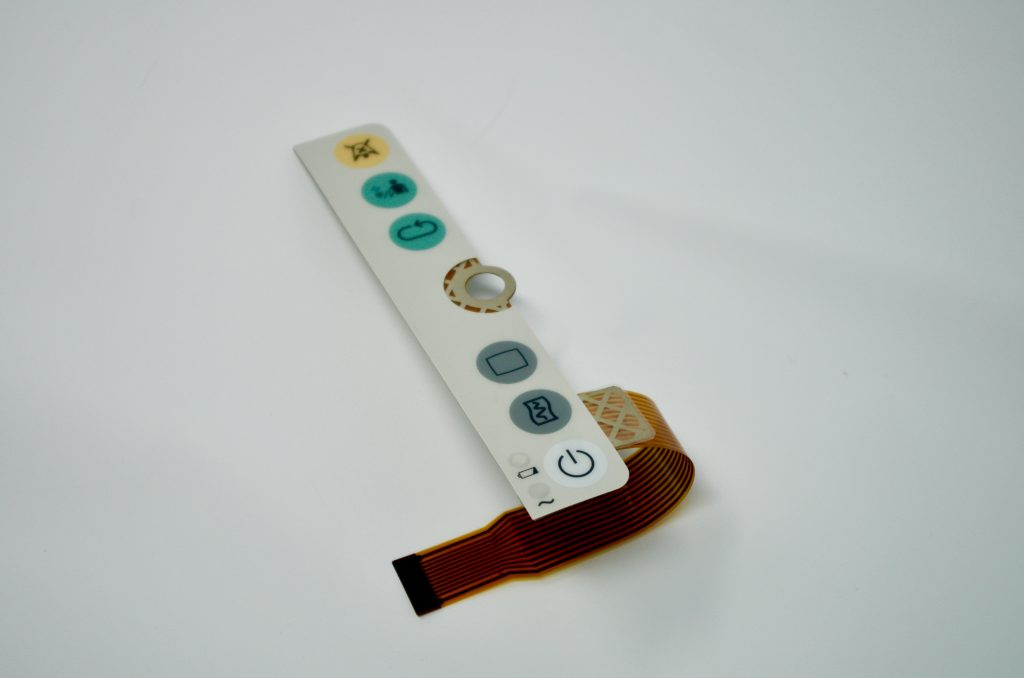 CSI Keyboards Medical Membrane Switch