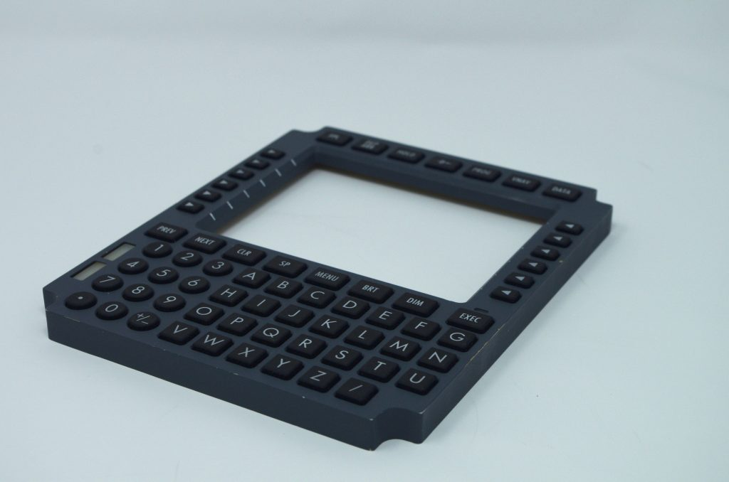 CSI Keyboards Aerospace Membrane Keypad