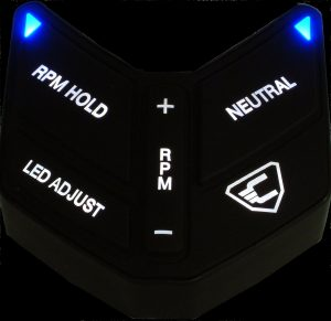 Backlit Rubber Keypad